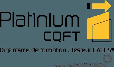 Platinium CQFT organisme de formation testeur CACES