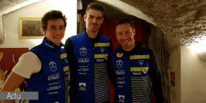 Nouveau partenariat avec le Team Grenoble
