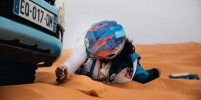 Altitude Facilities : 10 ans aux cotés de la Team roses 38 pour le rallye aicha des gazelles